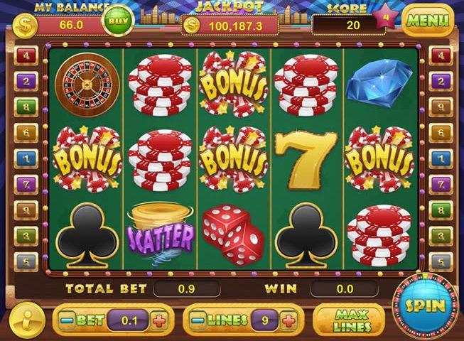 live casino online  automat