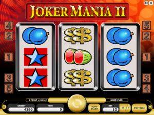 Kajot Joker Mania II