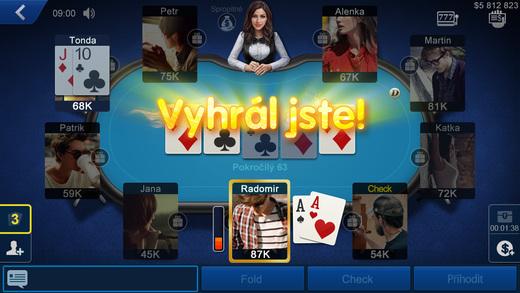 Slovensky Poker online