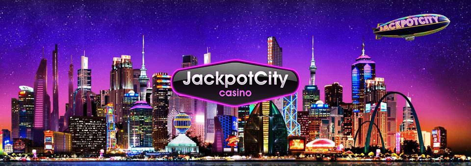 JackpotCity recenze