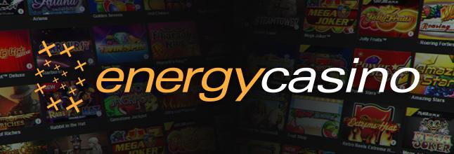 Energy Casino recenzia