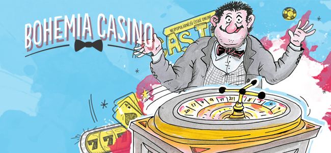 Bohemia Casino recenze