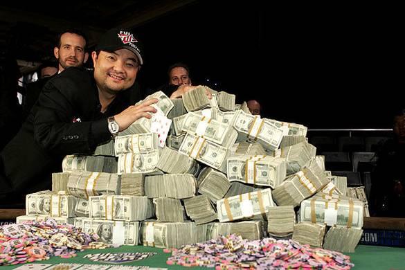 Může se peníze skutečně vyhrát?