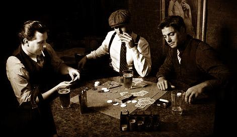 Historie pokeru