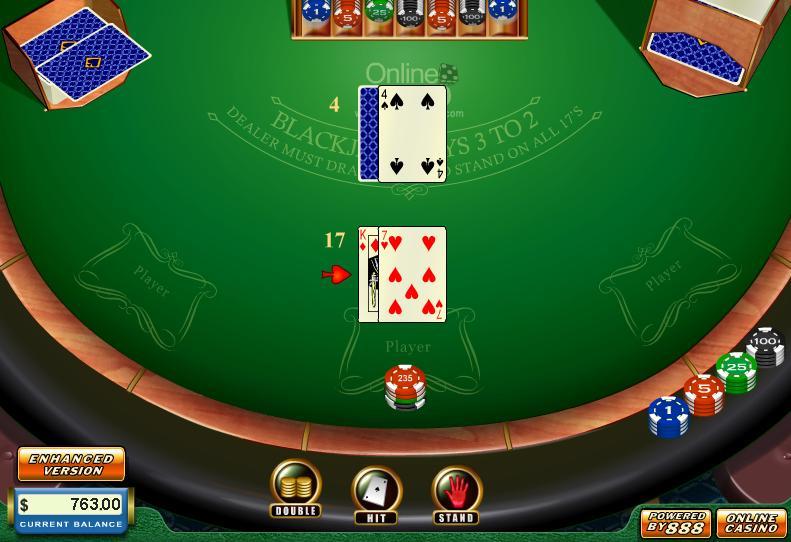 blackjack online casino kasino online