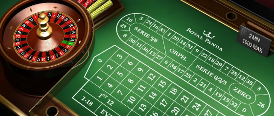 Ruleta strategy