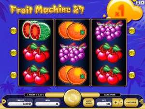 Fruit Machine 27