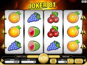 Kajot Joker 81