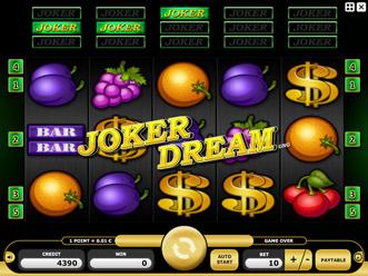Kajot Joker Dream