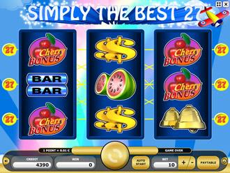 Kajot Simply The Best 27