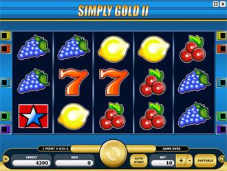 Kajot Simply Gold II