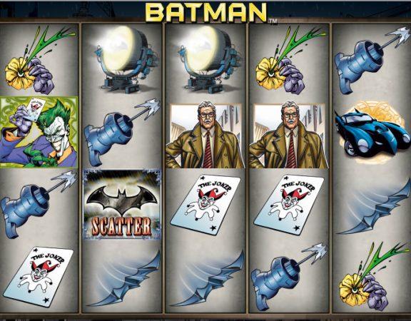 Batman slots