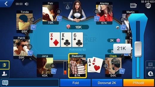 Slovensky Poker screenshot